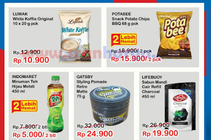 Katalog Indomaret Promo Hemat Product Of The Week 24 - 30 Juli 2019