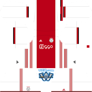 Ajax 2019 - 2020 Dream League Soccer fts 18 2018/2019 DLS & FTS Kits and Logo