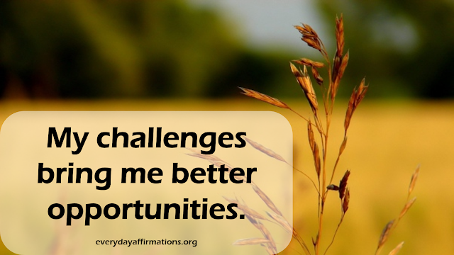 Affirmations daily email outlook