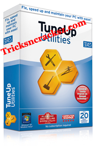Tuneup Activation Code Free 2012