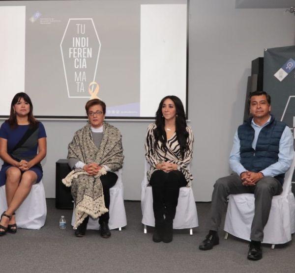 Necesario erradicar acciones de violencia en contra de las mujeres para lograr una mejor sociedad: Leticia Torres