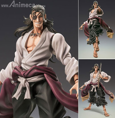 Figura Nobunaga Oda Super Action Statue TV Anime Drifters
