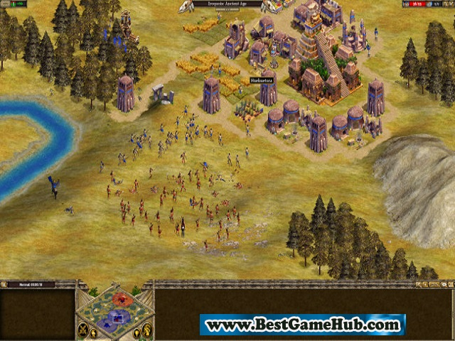 Rise of Nations Extended Edition Steam Games Free Download