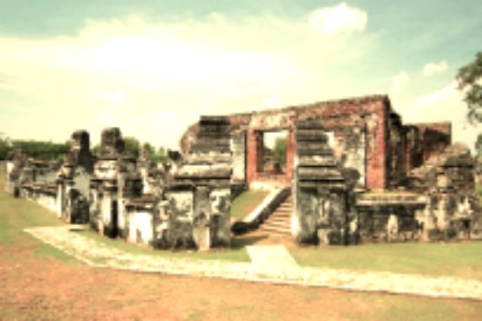 Keraton Kaibon, Sejarah dan Keunikanya