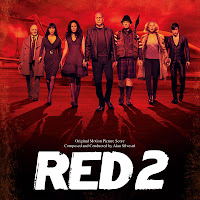 RED 2 Canciones - RED 2 Música - RED 2 Soundtrack - RED 2 Banda sonora