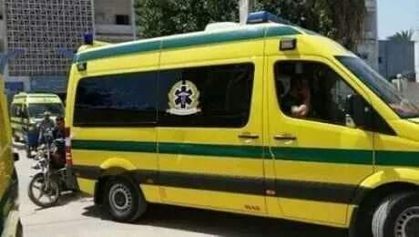 سيارة نقل  تنهى حياة طفل في سوهاج