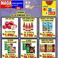 Katalog Promo NAGA SWALAYAN Terbaru 26 - 28 Februari 2021