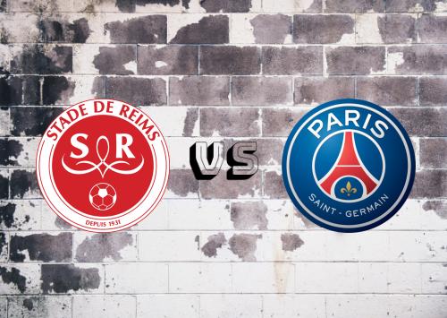 Reims vs PSG  Resumen y Partido Completo