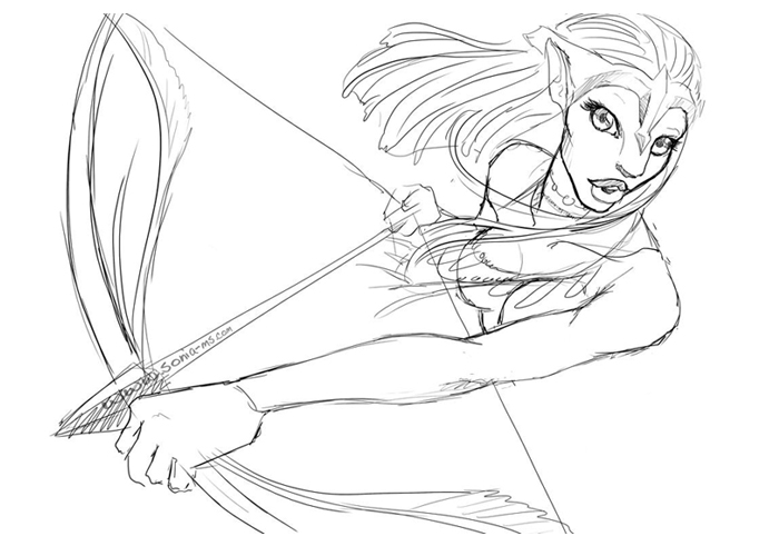 Avatar Neytiri Coloring Pages Coloring Pages