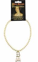 Anne Boleyn pearl necklace