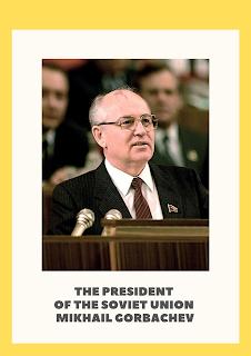 Gorbachev di Tembak Saat Parade Militer.