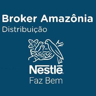 Broker Amazônia Distribuição Vagas de Emprego para Assistente Administrativo