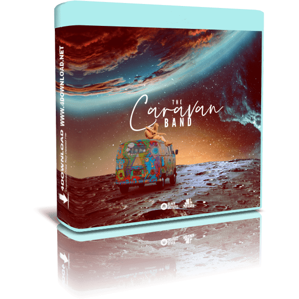 Black Octopus Sound The Caravan Band