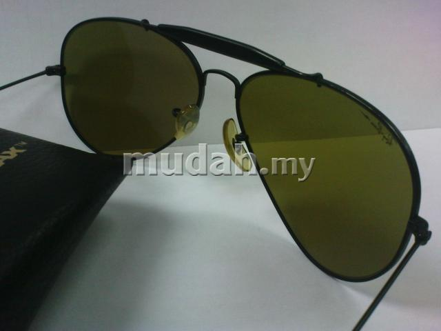 f8ce1bf02e My Ray Ban Shoplot  Ray Ban Chromax Driving Series (Black) - SOLD.