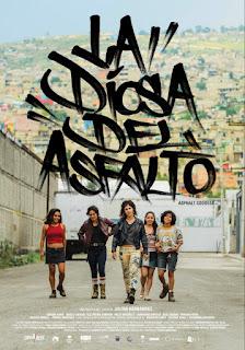 La diosa del asfalto [2020] [DVDR] [NTSC] [Latino]