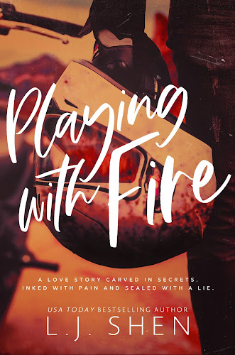 playing with fire lj shen book