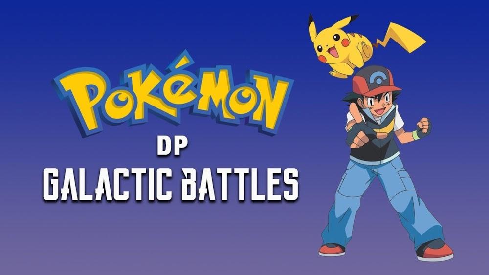 Pokemon (Season 12) DP Galactic Battles Hindi Episodes Download