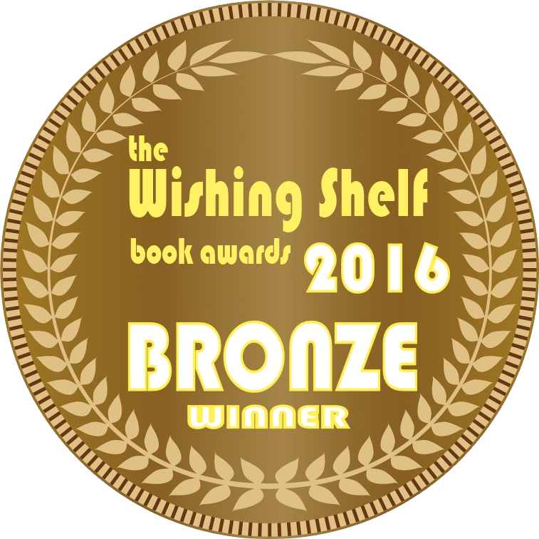 Life After the Undead won bronze in the Wishing Shelf Book Awards!