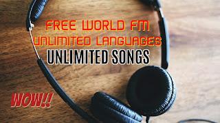 SONGS, FM, WORLD FM