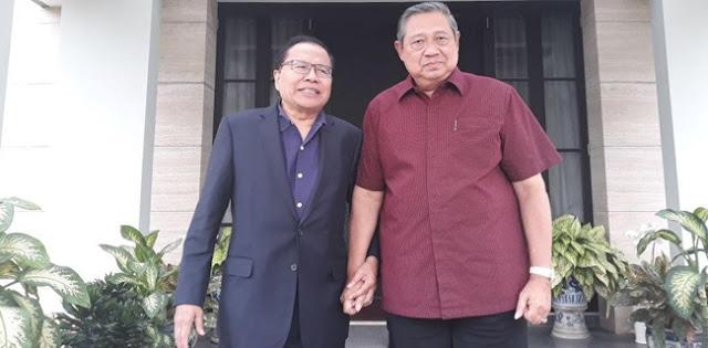 Salut Pada SBY, Rizal Ramli: Mungkin Mas Jokowi Tidak Pernah Berjuang Untuk Demokrasi