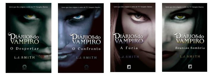 Livro Diario De Um Vampiro A Furia Pdf