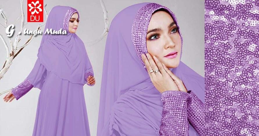 Model Baju Batik Muslim Untuk Inspirasi Baju Lebaran 2017
