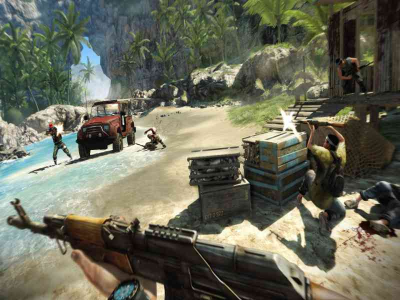 Far Cry 3 Game Download Free For PC Full Version