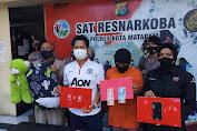 Jualan Baju Online Sambil Edarkan Sabu, Janda di Turida Dibui