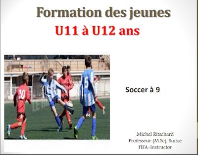 Formation des jeunes pdf U11 à U12 ans