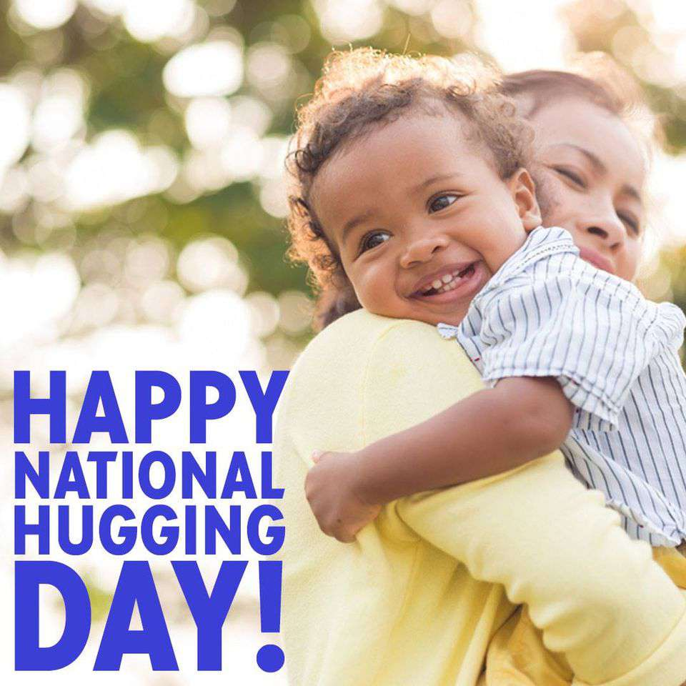 National Hugging Day Wishes For Facebook