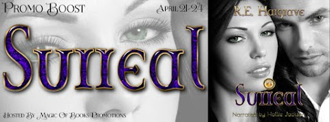 Promo Boost: Surreal by R.E. Hargrave + GIVEAWAY