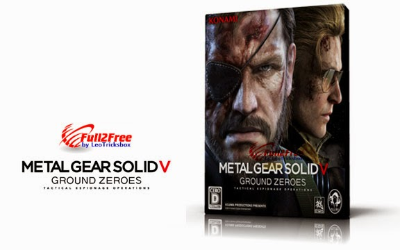 Game : Metal Gear Solid V – Ground Zeroes
