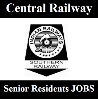 Central Railway, Maharashtra, CR, Mumbai Railway, RAILWAY, Railway, Graduation, Senior Resident, freejobalert, Sarkari Naukri, Latest Jobs, central railway logo