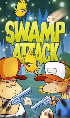 Download Gratis Swamp Attack apk