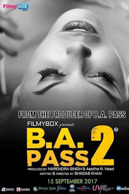 B.A. Pass 2 (2017) Hindi 720p HDRip Download
