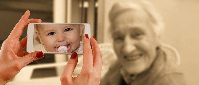 make aging a graceful process