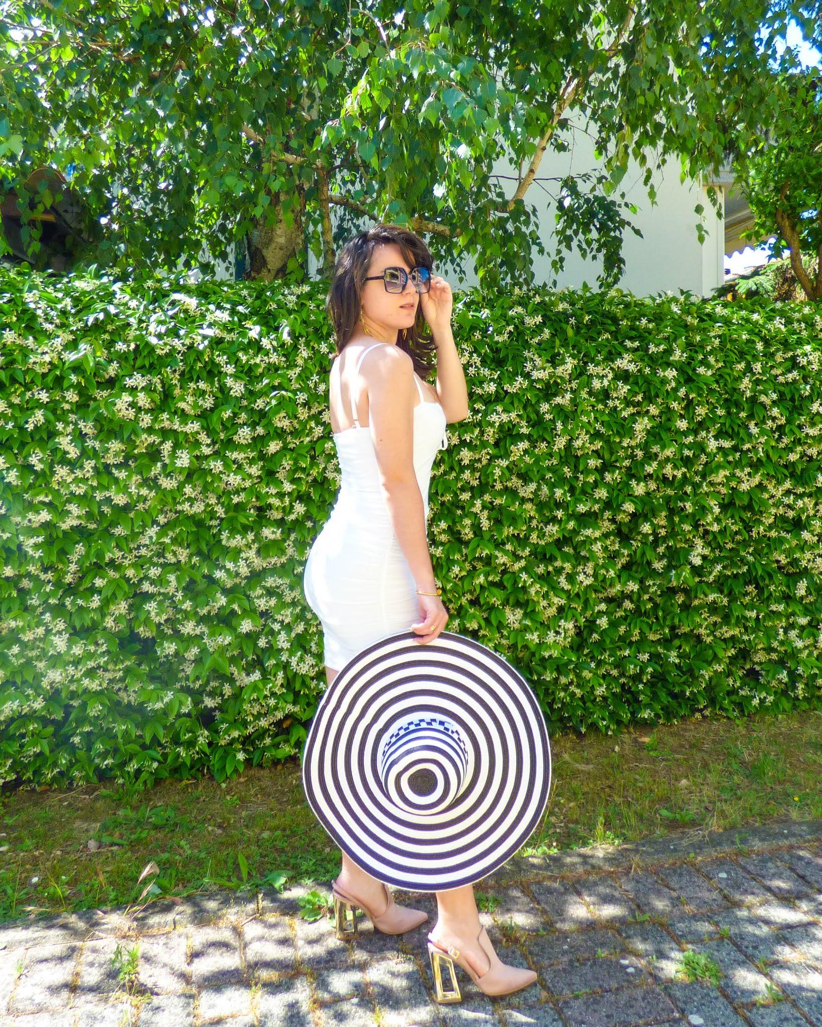 mini dress bianco estate 2021