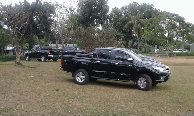 General Purpose Vehicle (Pick-up) Acquisition Project (2021) of the Philippine Army