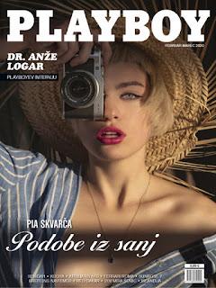 Playboy Eslovenia – Febrero Marzo 2020 PDF
