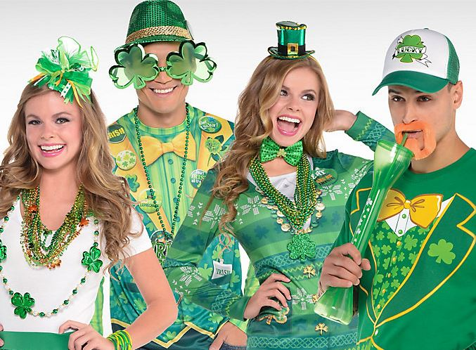 244131b8 Happy St Patricks Day Outfits Party, Costume Ideas - Fancy Dress on ...