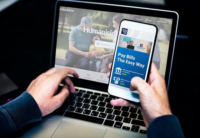 Cara Deposit Duit Ke Tabung Haji Menggunakan JomPay Di Maybank2U (Tanpa Caj)