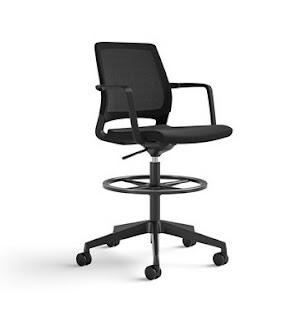 Medina extended height chair