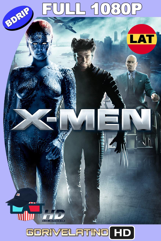 X-Men (2000) REMASTERED BDRip 1080p Latino-Ingles MKV