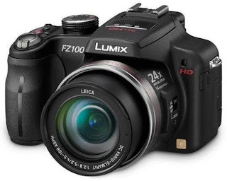 Câmera digital Panasonic DMC-FZ100