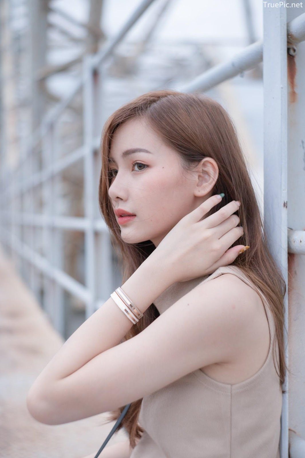Thailand beautiful model - Pla Kewalin Udomaksorn - A beautiful morning with a cute girl - Picture 7