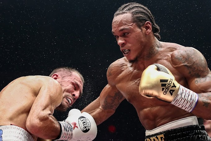 Light-heavyweight Boxer, Anthony's Grandmother Dies Of Coronavirus, Few Days After Father Dies