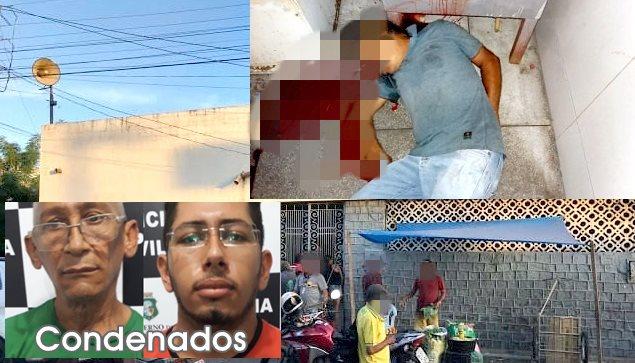 Júri condena réus que mataram comerciante Messias Marchante, no alto sertão da PB