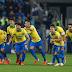 Brasil supera trauma do passado e bate Paraguai nos pênaltis