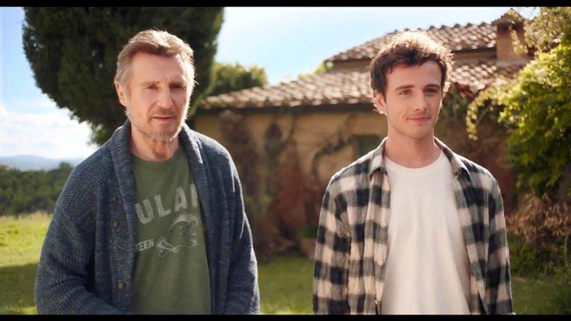Liam Neeson cuenta cómo actuar con su hijo los acercó tras tragedia familiar