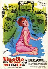 Ninette y un señor de Murcia (1965) Descargar y ver Online Gratis